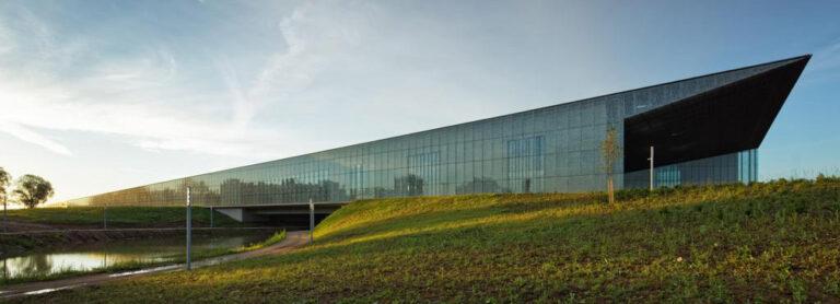 Eesti Rahva Muuseum / Arhitektuur Dorell Ghotmeh Tane Architects